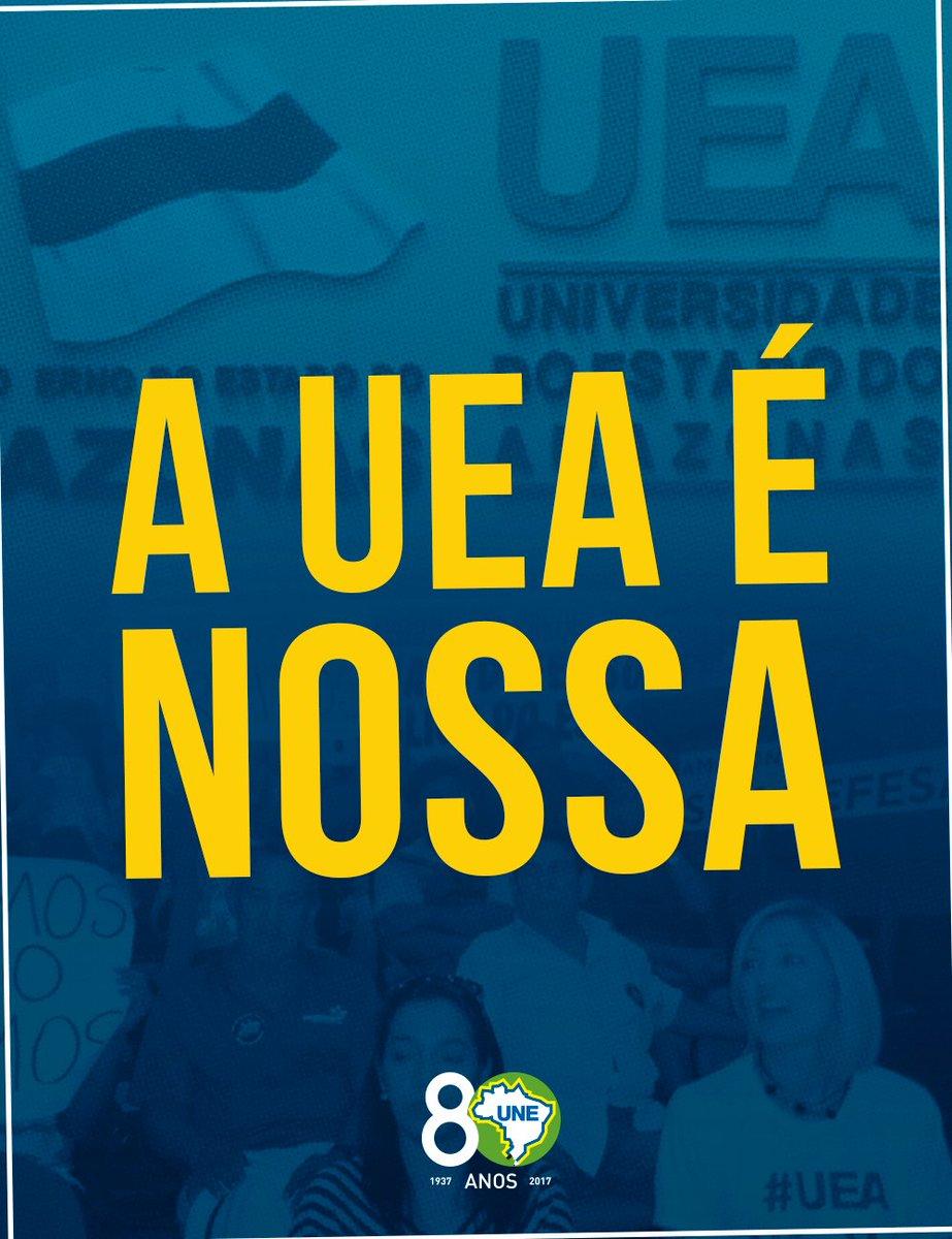 Foi aprovada a emenda dentro da LDO que garante a autonomia financeira da UEA. Vitória dos estudantes amazonenses! @UEE_AM