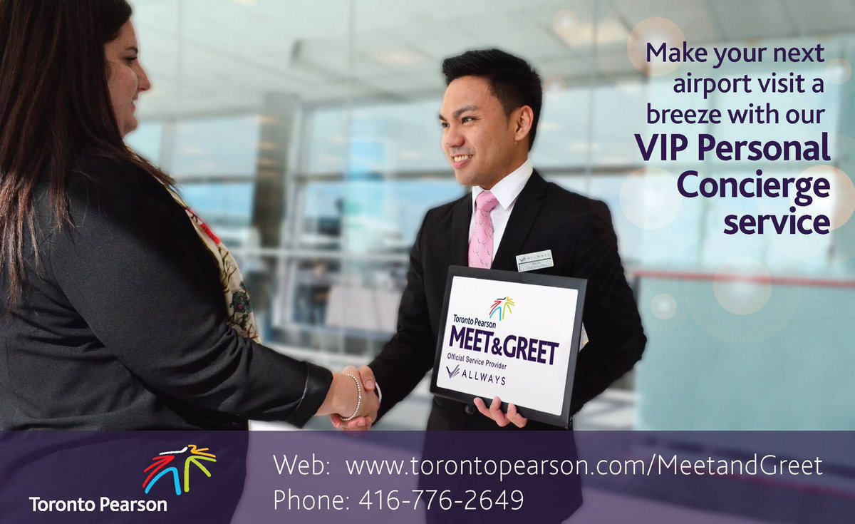 Toronto Pearson Twitter Travel Stress Free By Booking Our Meet