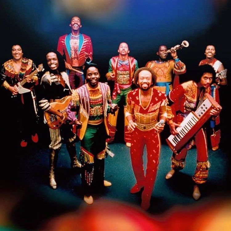 Earth, Wind and Fire - Downtown Sac