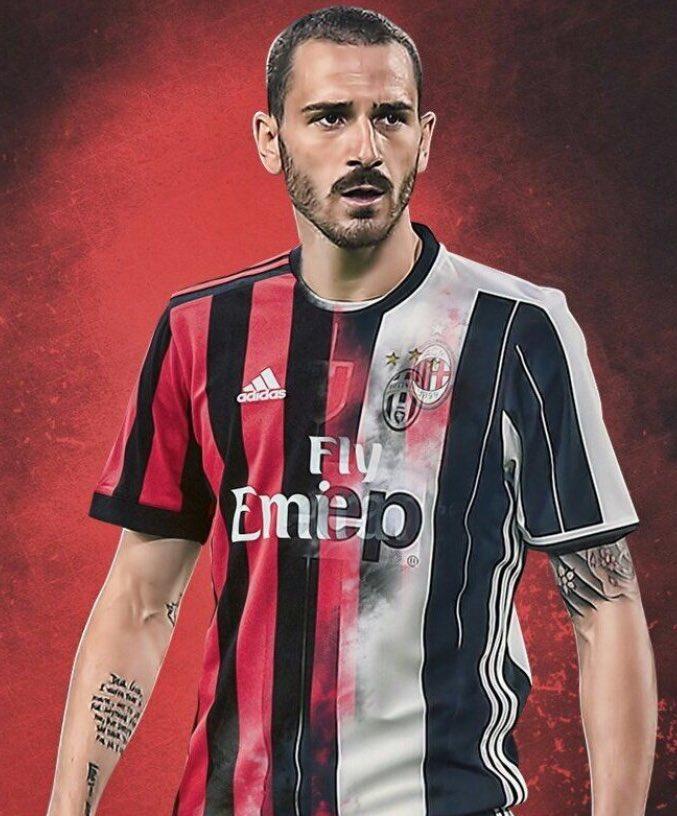 Sensazionale! Bonucci passa al Milan: crack calciomercato d'estate | Juventus