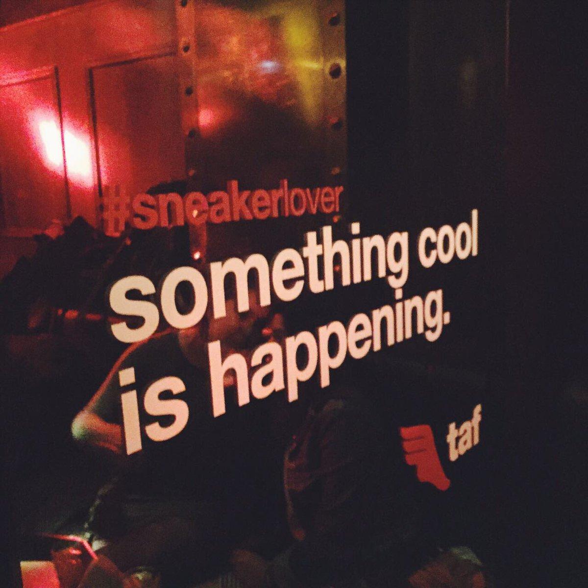My @TAFmx Story #SNEAKERLOVER #ModaNacional #Cobertura<br>http://pic.twitter.com/sBRuKVJ9eW