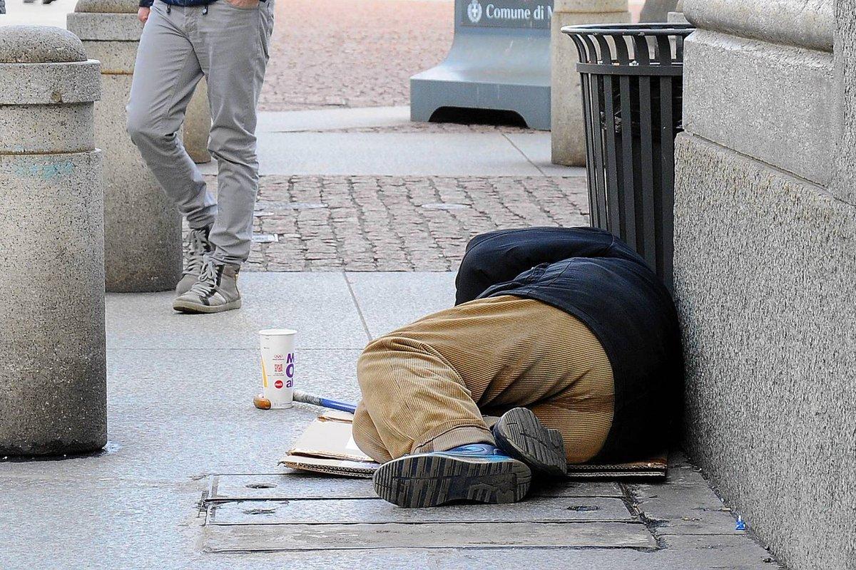 ISTAT, dilaga la povertà in Italia: quasi 5 milioni in povertà assoluta