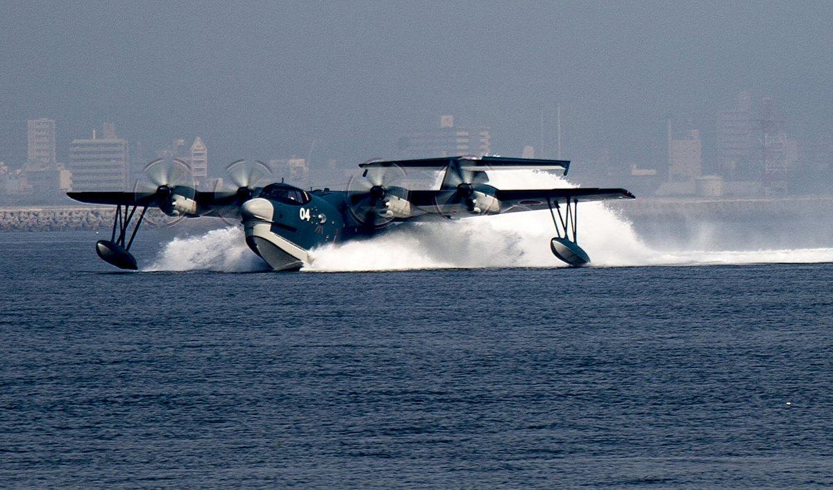 Αποτέλεσμα εικόνας για japanese seaplane us-2