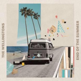 【!!解禁!!】The Wellingtons 4年ぶり待望のフルアルバム!アナログ盤が大好評だった「END OF THE SUMMER」CDリリース決定‼️ 2017/8/23発売