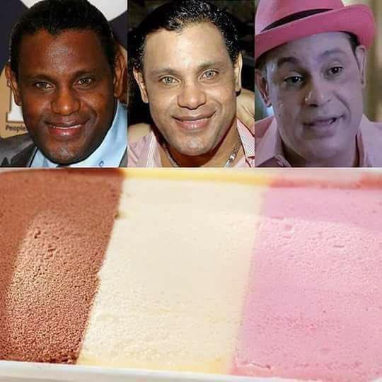 Señor Neapolitan ol ice cream ass. https://t.co/VvLcU3pSHI