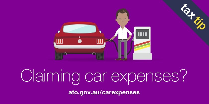 ato gov au on twitter taxtip make claiming work related car
