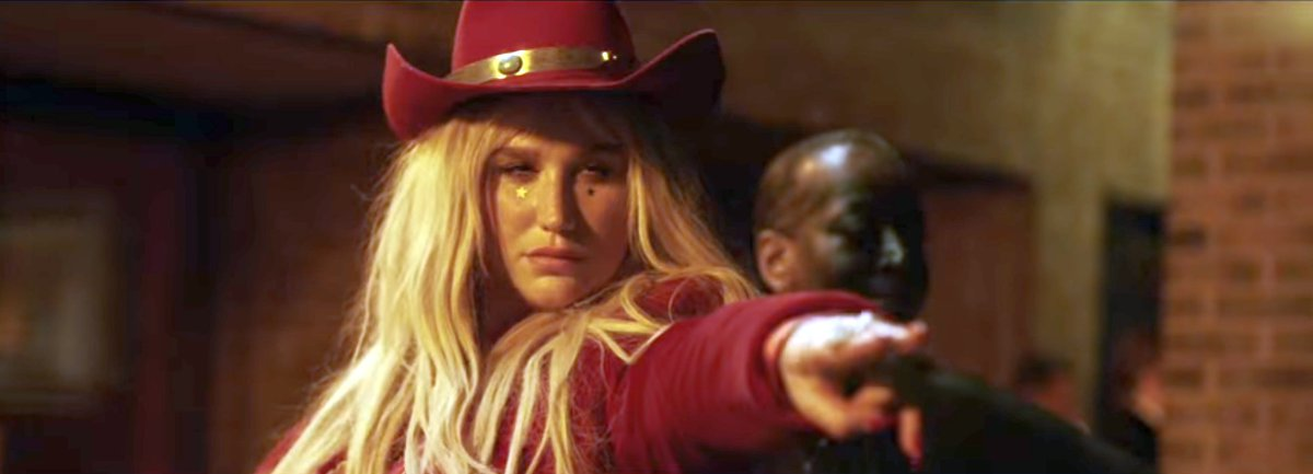 Kesha - Woman Music Video ft. The Dap-Kings Horns 3