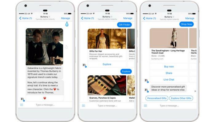 5 #Brands Using #Facebook #MessengerBots to Up Their #SocialMedia #marketingstrategy  http:// bit.ly/2tSwlgU  &nbsp;   #socialmediamarketing #SMM<br>http://pic.twitter.com/IBYaT64VSF