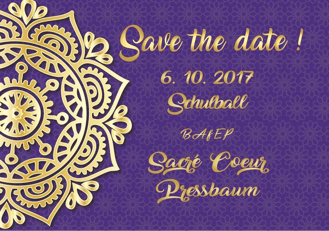 Save the date fr unser Schulkonzert - Bafep - Facebook
