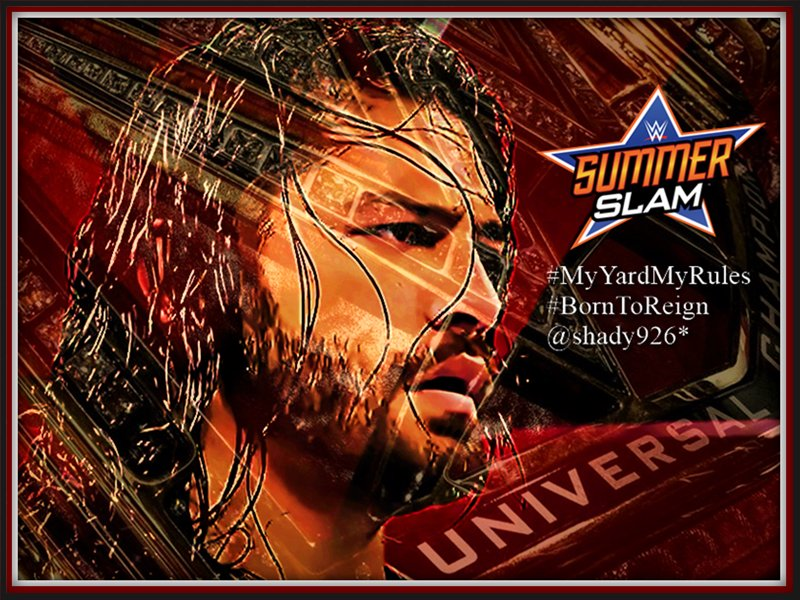 #Roman from all the gossip an rumors #Vince is trying to cram a lot of people in a small closet #TonsOfMultiManMatches #Sucks #ThatsLife <br>http://pic.twitter.com/lPBLiguDMJ