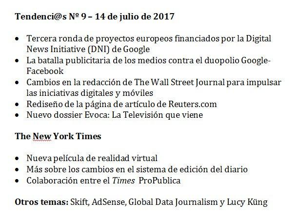 ... Tendenci@s sobre medios digitales http://www.ismaelnafria.com/2017/07/14/boletin-tendencis-no-9-14-de-julio-de-2017/ … vía @ismaelnafriapic.twitter.com/ ...