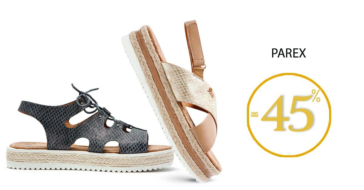 Εντυπωσιακά παπούτσια από την συλλογή Parex για άνεση και στυλ σε κάθε σας βήμα! SHOP NOW --> https://t.co/BcUj5HWEAK https://t.co/klTDx3OcE1