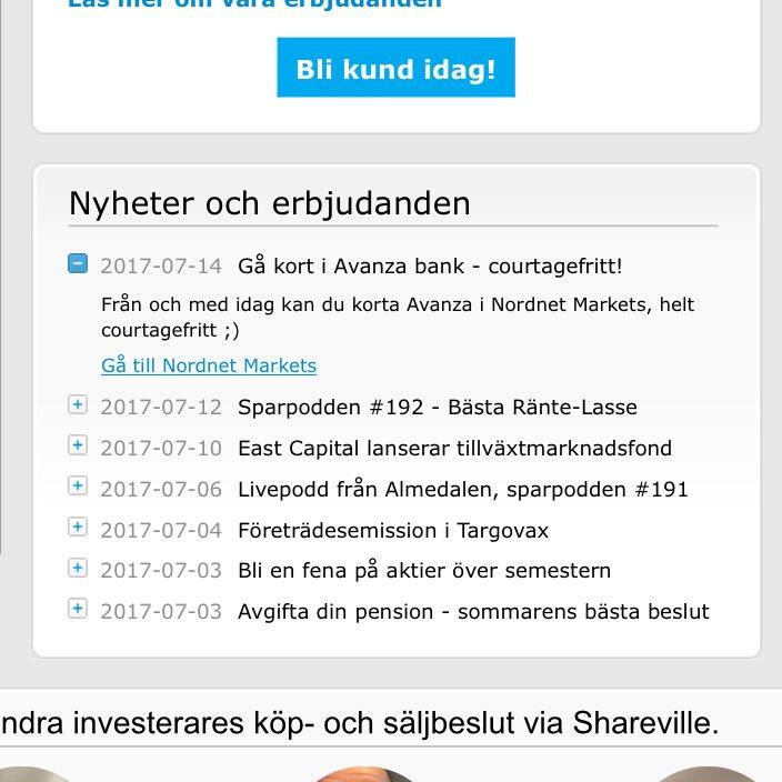 Sms-bedrägeri mot Swedbanks kunder