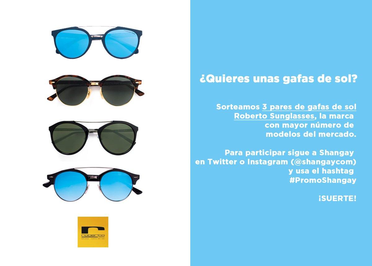 ae39854d1f ¿Quieres unas gafas de sol Roberto Sunglasses  Participa usando   promoshangay