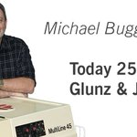 Image for the Tweet beginning: Today, Michael  Buggé celebrates