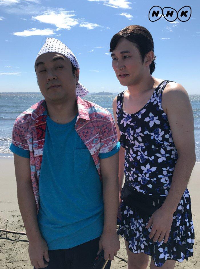 NHKGEPMDの三津谷寛治です。次回の放送が、8月14日(月)夜10時に決定しました。おかげさまで、撮影は順調です。さらに7月下旬より新作ネット動画も配信。夏の「LIFE!」、皆さまのご期待に添えるよう全力を尽くします。NHKなんで。 #nhk_life #ムロツヨシ #じろう