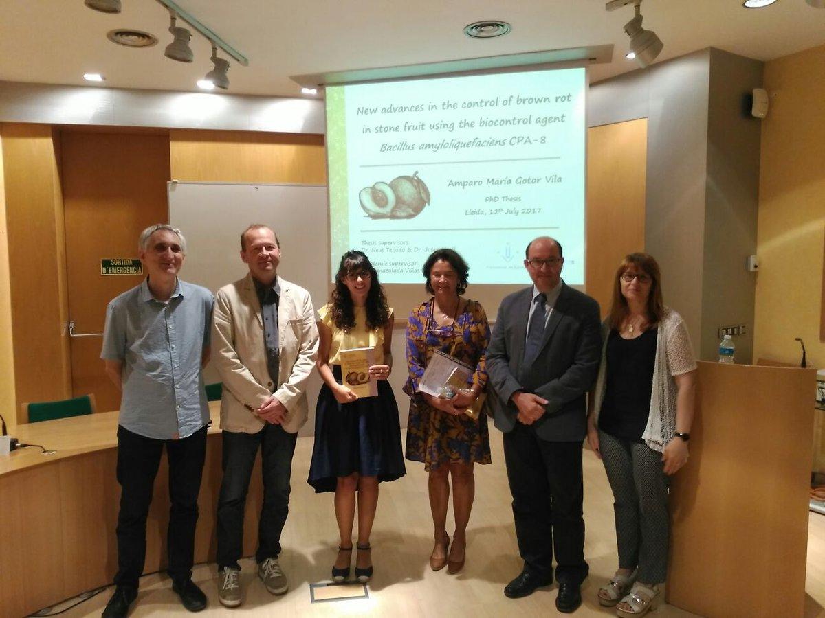 BIOCOMES EU Project On Twitter Congratulations Amparo Gotor Vila