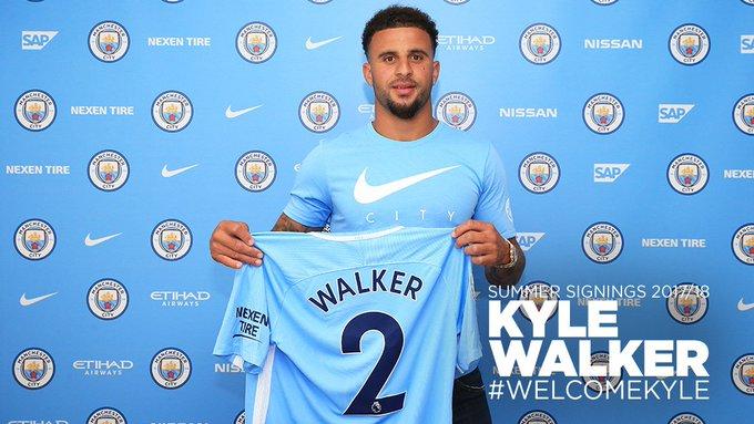 Kyle Walker, Sports, Football, Manchester City,