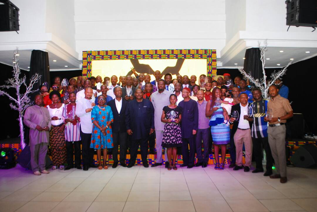 #AboutLastNight at the Appreciation Dinner in Port Harcourt for nominators for our #WhatCanWeDoTogether initiative. #TogetherForGood #MTNF<br>http://pic.twitter.com/hbfZyXVJu9