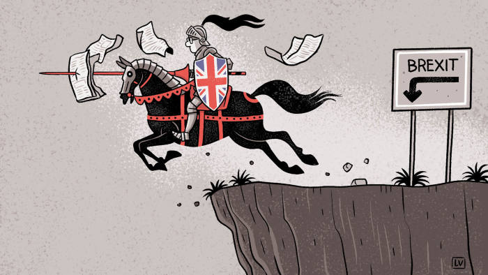 Robert Shrimsley: Stirring doubt in the populace is bad for morale — instead become part of the Brexit patriot act https://t.co/rIuc9TXov3