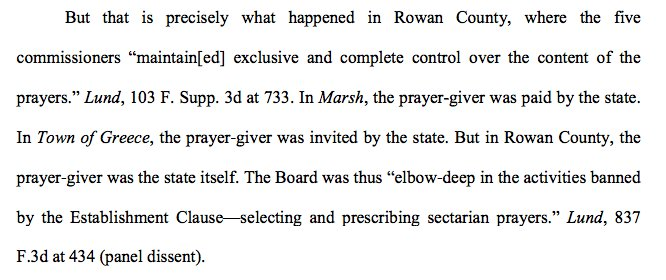 """Michael bitzer on twitter: """"ouch:""""rowan county's commissioners."""