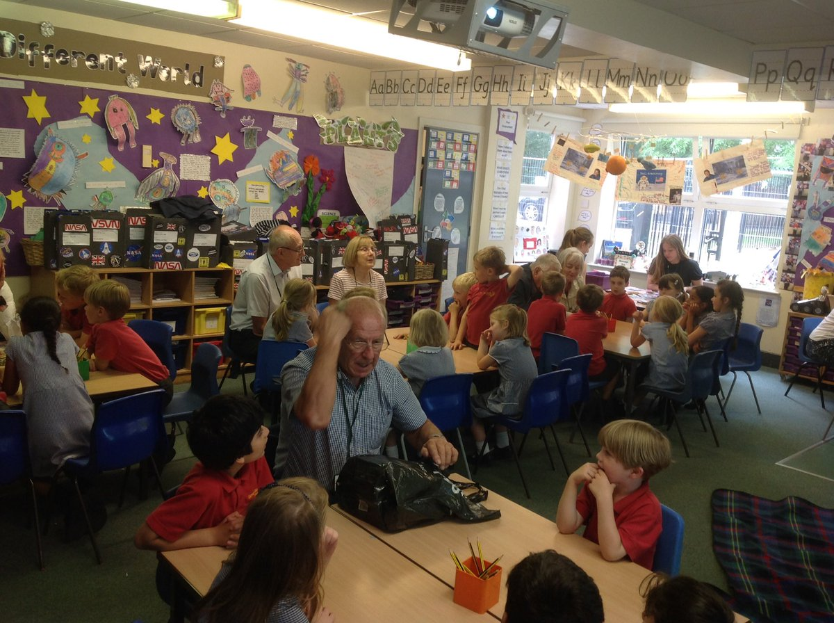 test Twitter Media - Thank you to the wonderful Grandparents who came to share their memories of the first moon landing #gorseyhistory https://t.co/9nXskkve2J