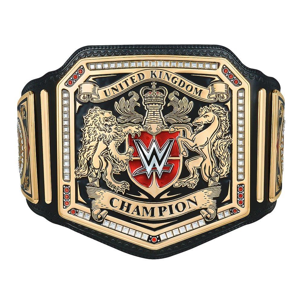 BREAKING: @WWEUK Championship Replica Ti...