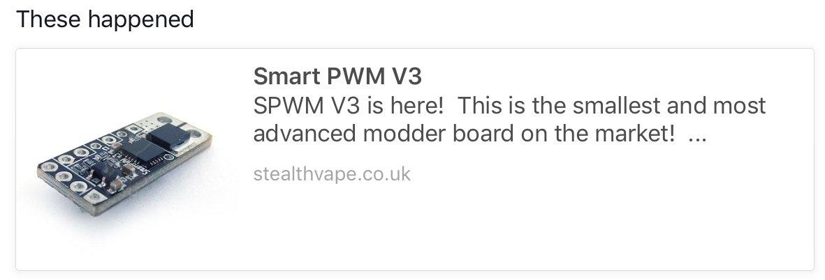 spwmv3 hashtag on Twitter