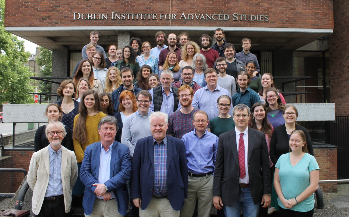 test Twitter Media - Speakers & Attendees at the School of Celtic Studies Summer School @SCSLibrary which took place from 3-14 July @DIAS_Dublin #SCS2017summer https://t.co/QOXtn5yJvU