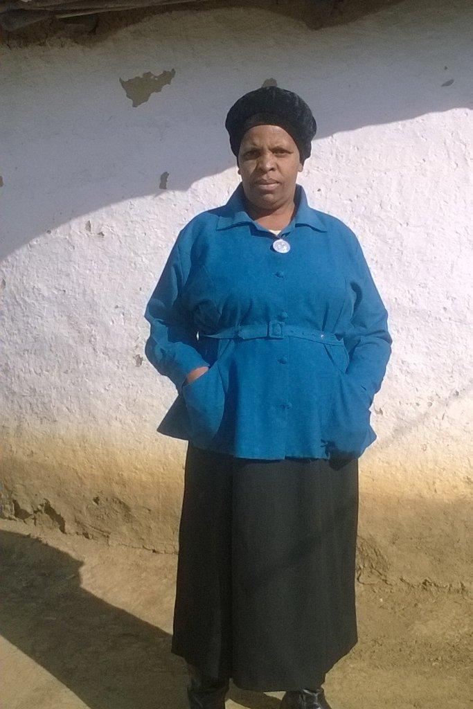 Intombi ezala mina le, am proud of you ma-Tshotshozela umfazi wendiya