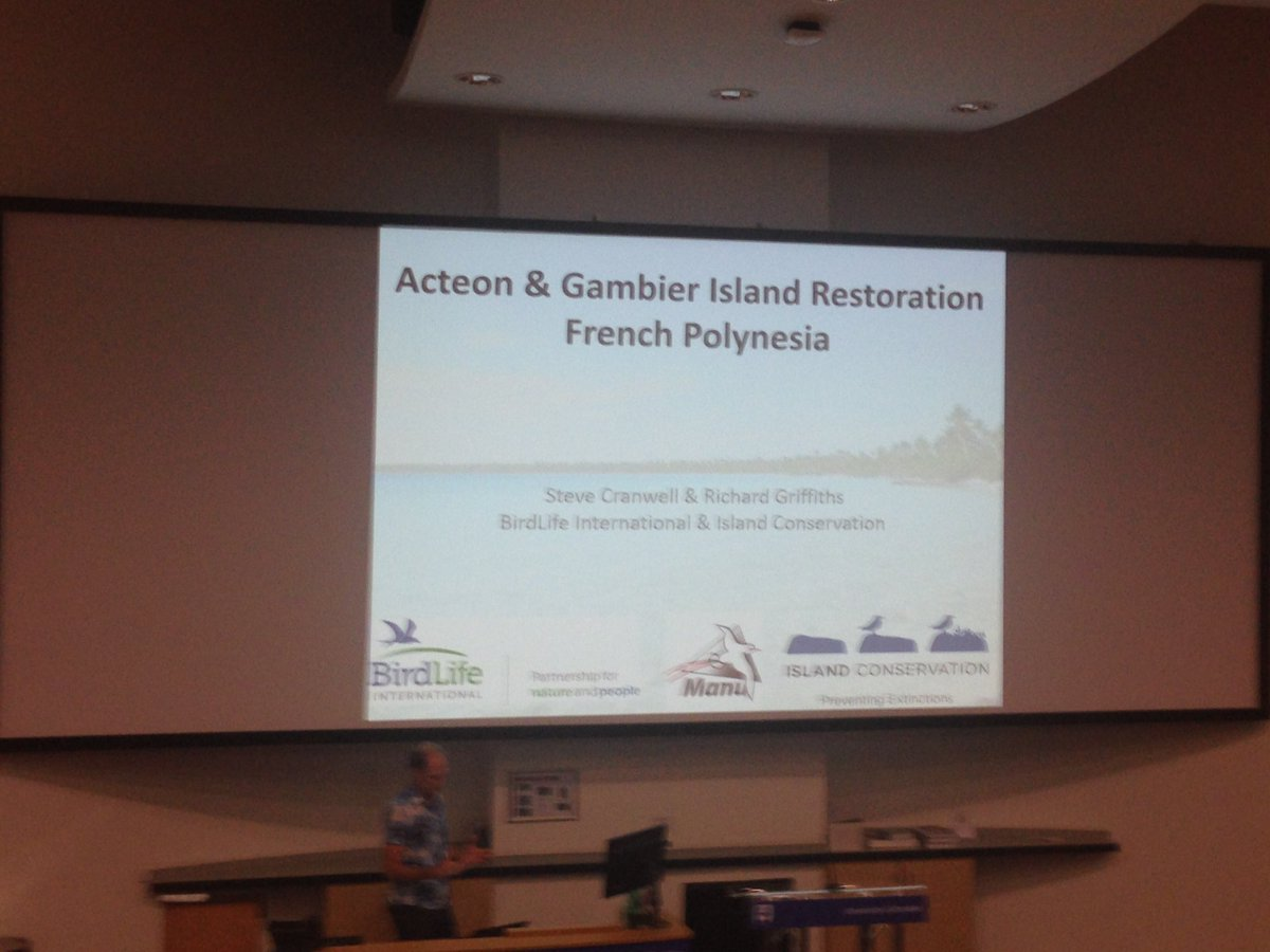 Last of 170 talks over the conference! Look forward to published proceedings thanks #islandinvasives <br>http://pic.twitter.com/qOXmcXlCoN