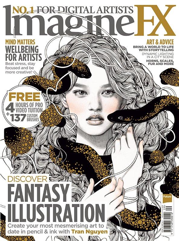 Paint And Draw Magazine Uk