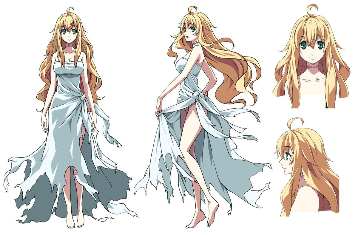 Character Design Wiki : Moetron pkjd on twitter quot dies irae tv anime character