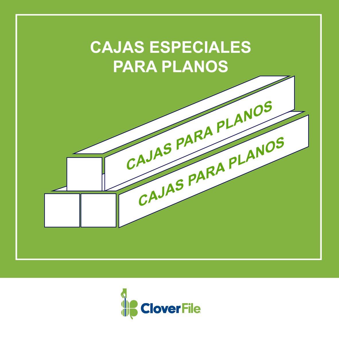 Si quieres proteger tus archivos planos nuestras cajas son ideales. ¡Contáctanos! #CloverFile https://t.co/SLoCW25dbl