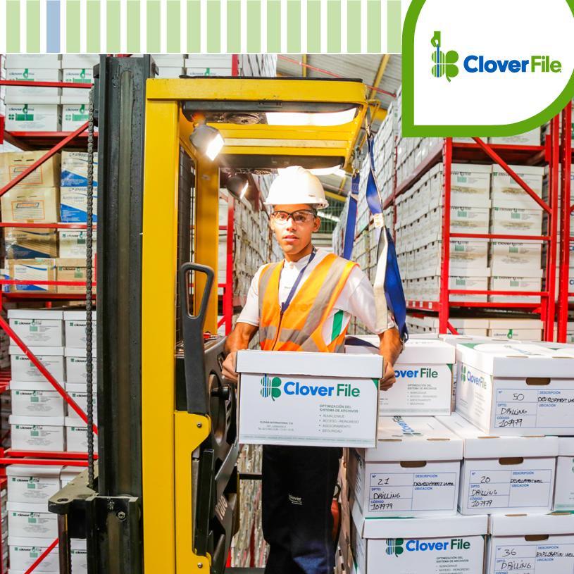 En nuestros almacenes contamos con un sistema automatizado de control de inventarios. #CloverFile https://t.co/egewuWU1IR