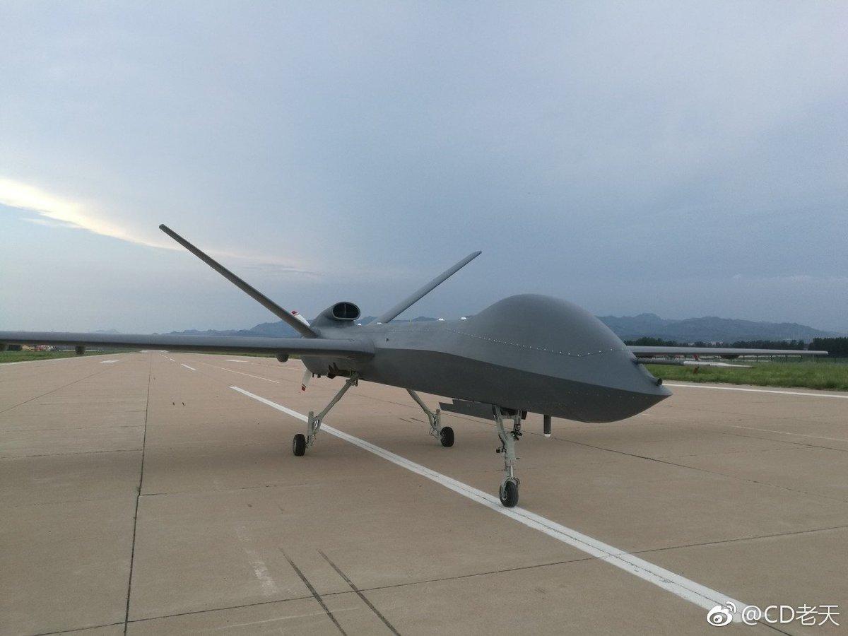 [Aviation] Drones & Drones de Combat Chinois - Page 12 DEsq1uiUwAAqf6p