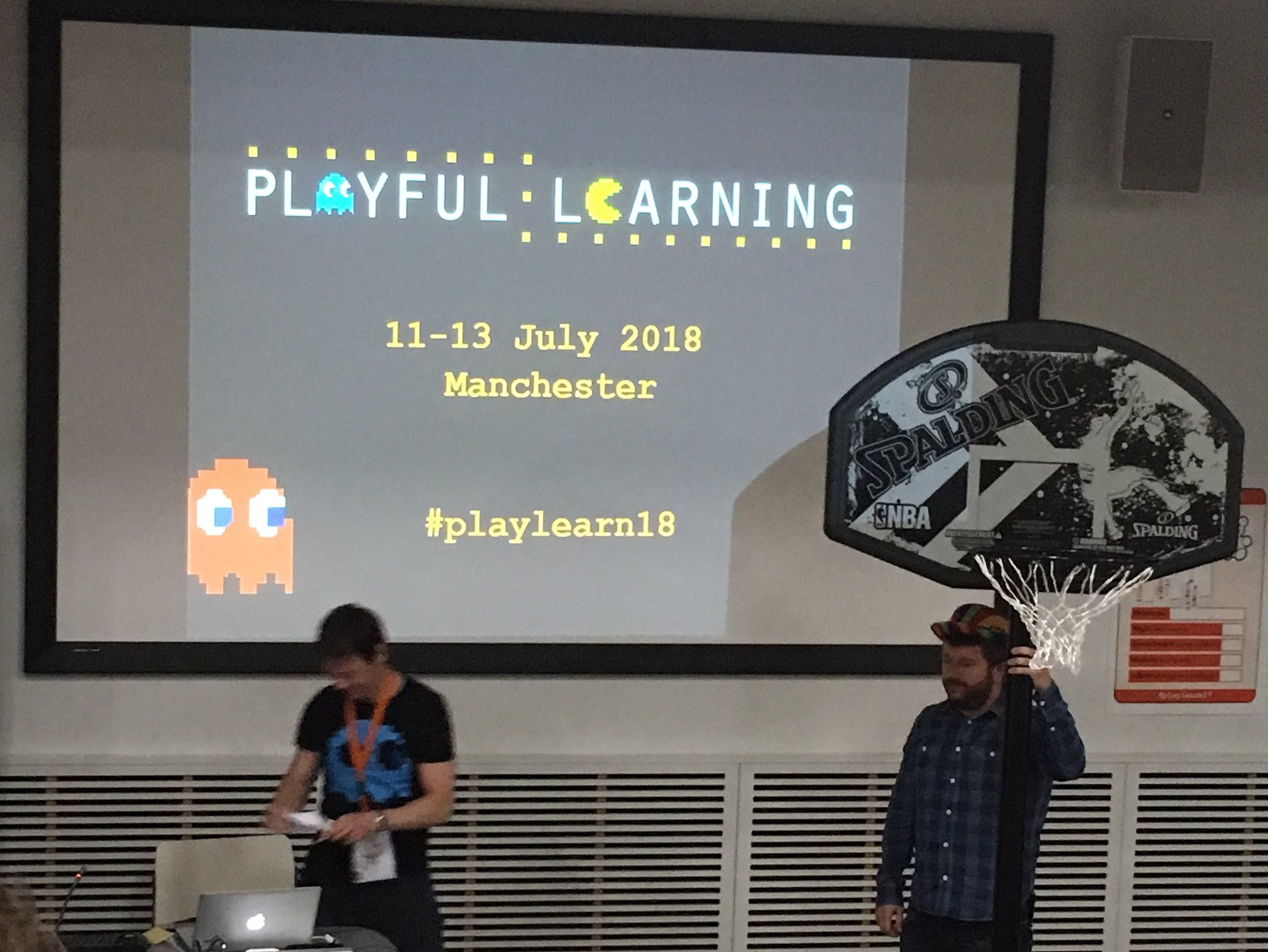 Thanks @playlearnconf for organising a great #Playlearn17 conference! Looking forward to next year! https://t.co/qIw66x6xCm