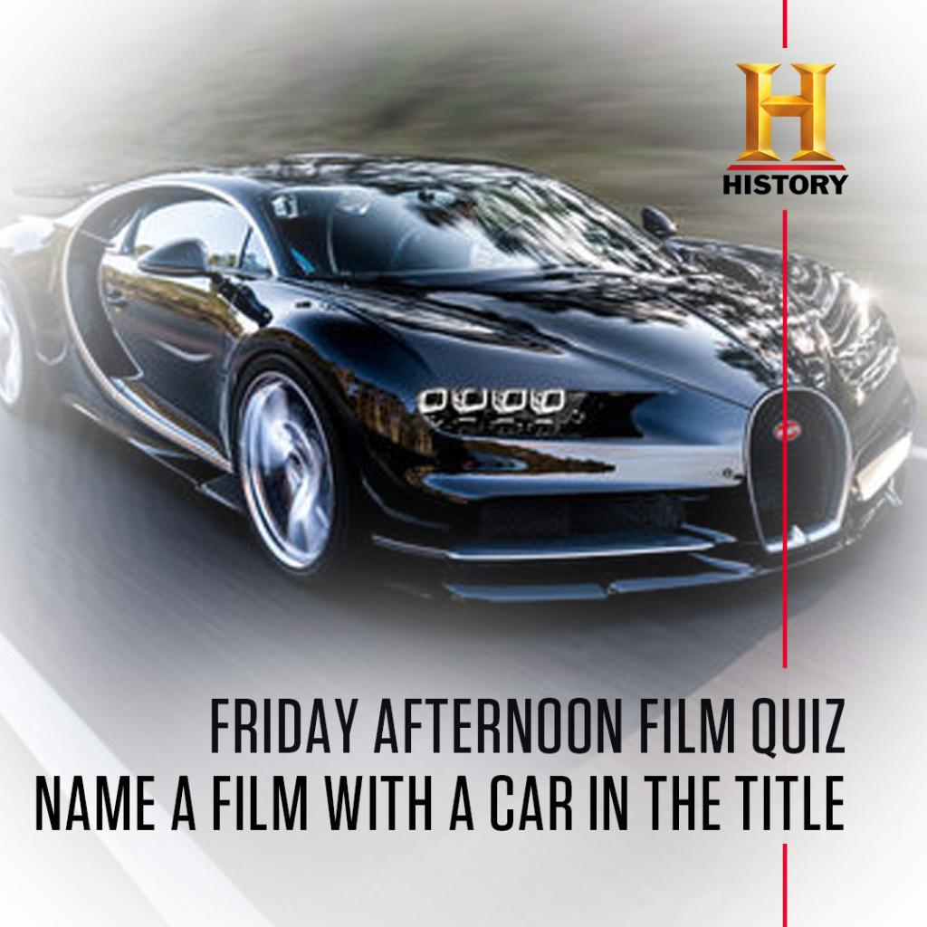 History Uk On Twitter Friday Afternoon Film Quiz In Honour Of