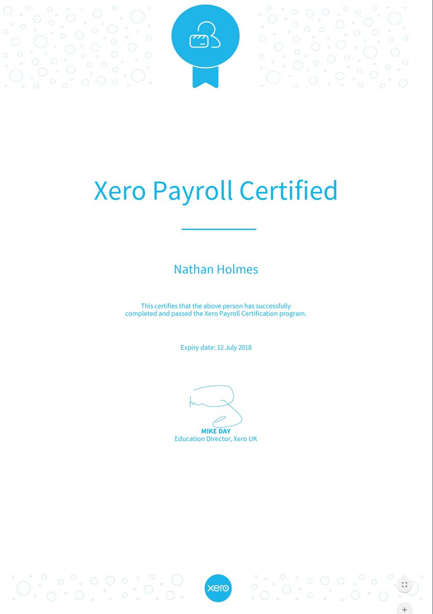 Xeropayroll twitter search xeropayroll certified great news for the coming year we can service our xero clients even better than before picitterx26j8h4aci 1betcityfo Gallery