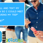 Connect with anyone while you travel, for super low costs! Where will you go?