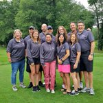 #HCF Board of Trustees all geared up & ready for a great day of golf!