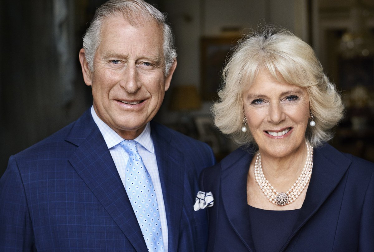 To mark HRH The Duchess of Cornwall's 70th Birthday, we are releasing this new portrait, taken by @MarioTestino.