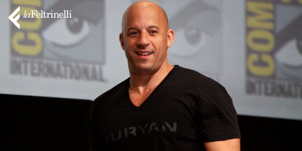 Happy birthday Vin Diesel!