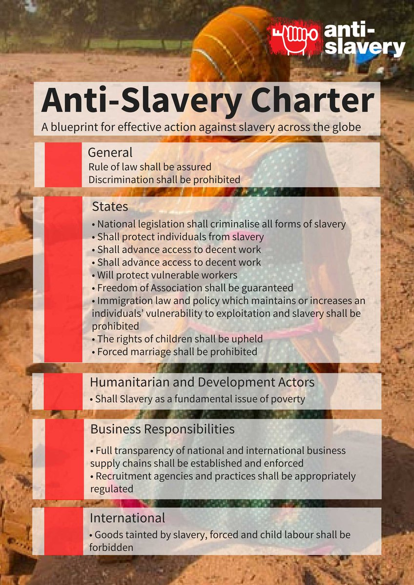 Anti slavery international on twitter anti slavery charter a anti slavery international on twitter anti slavery charter a blueprint for effective action against slavery across the globe httpst44s0wj0p8t malvernweather Image collections