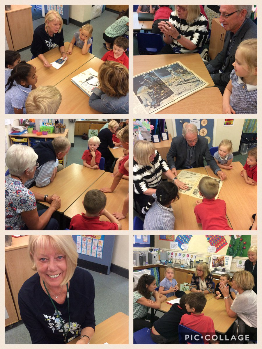 test Twitter Media - We LOVED having our Grandparents in to tell us all about their memories of the first moon landing! A huge thank you! 🚀#gorseyhistory https://t.co/7T22WC56IS