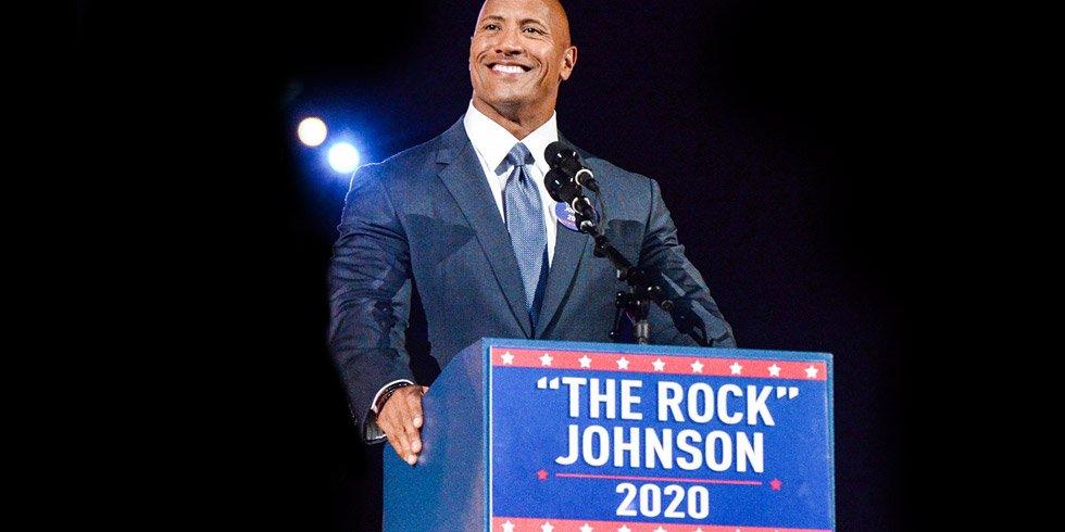 The Rock Presidente Usa nel 2020? Cosa succederebbe se Dwayne Johnson...