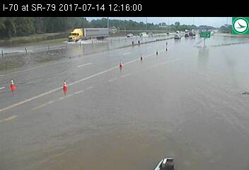 Wsyx Abc 6 On Twitter Traffic Update I 70 Is Closed In Both Directions At Sr 79 Near Buckeye Lake Due To Flooding Https T Co Iq7scq8psg