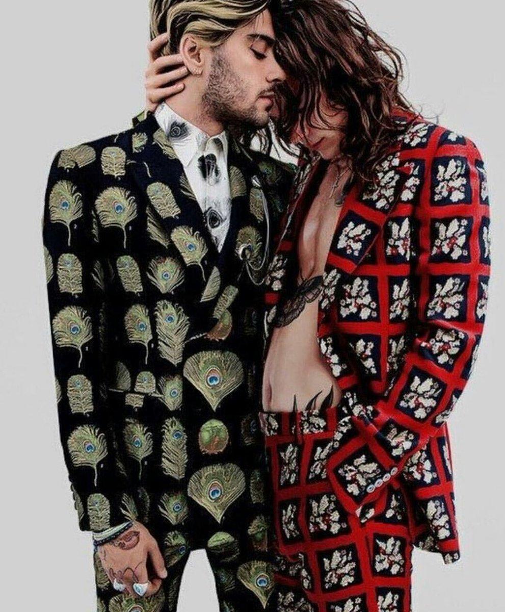 Kings of style. #BAMA2017DiamondEdition_Zayn #BAMA #USA<br>http://pic.twitter.com/VkEu1PIgu8