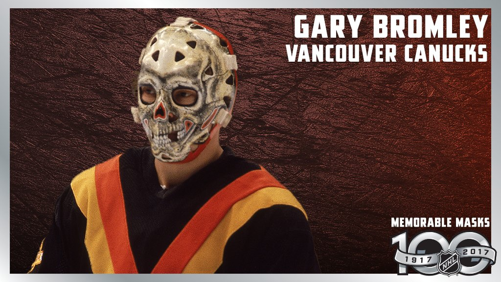 Gary looked a little grim in his days with the @Canucks. #NHL100 https...