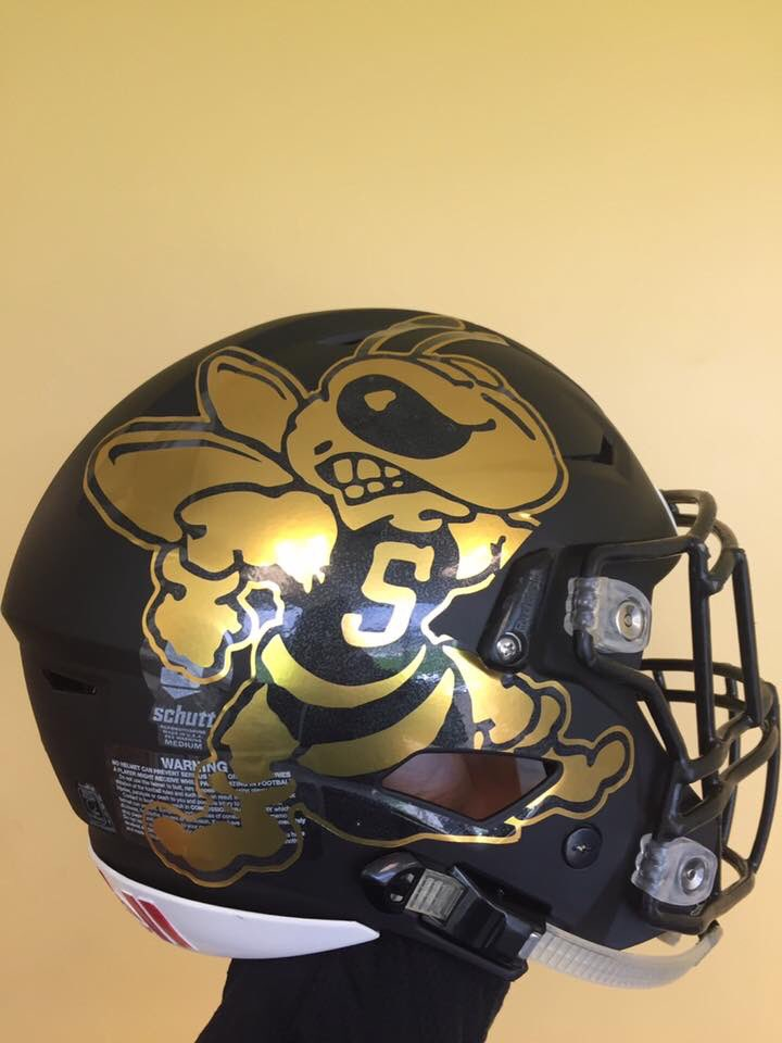 helmet project Texas hs helmet information - non registered members may post under this category.
